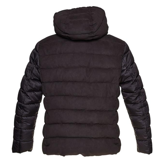 Pánská bunda s prošíváním bata, hnědá, 979-4629 - 26