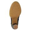 Dámská kotníčková obuv el-naturalista, černá, 714-6041 - 26
