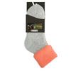 Dámské Termo ponožky matex, oranžová, šedá, 919-5380 - 13