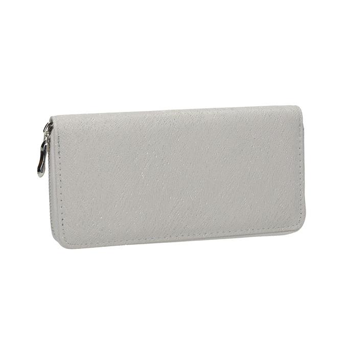 Stylová dámská peněženka bata, šedá, 941-2151 - 13