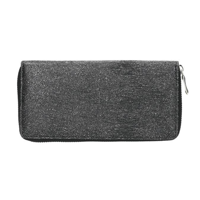 Dámská peněženka bata, černá, 941-6151 - 19