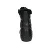 Kožená kotníčková obuv se zateplením converse, černá, 596-6083 - 17