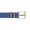 Modrý dámský opasek bata, modrá, 951-9601 - 26