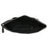 Černá kožená kabelka bata, černá, 966-6201 - 15