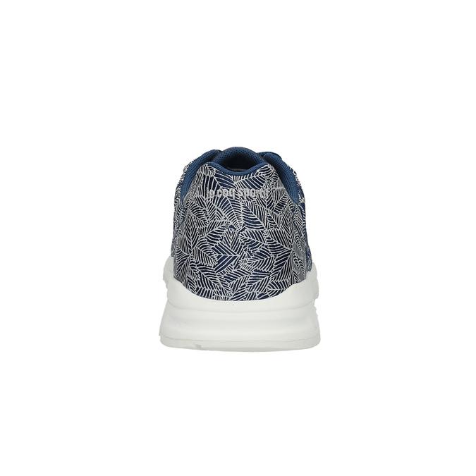 Stylové dámské tenisky le-coq-sportif, modrá, 509-9572 - 17