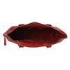 Dámská kožená kabelka červená bata, červená, 966-5201 - 15