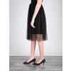 Elegantní lodičky na nízkém podpatku bata, černá, 629-6631 - 18