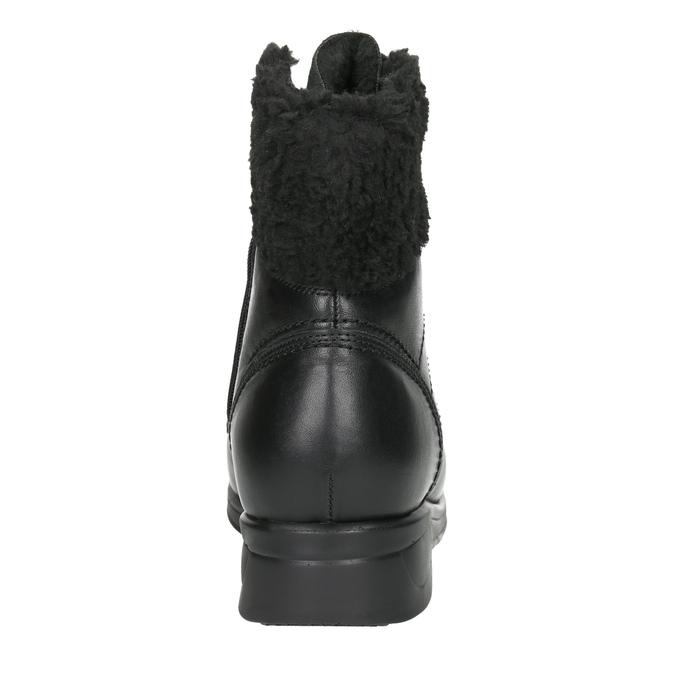 Dámská zdravotní obuv medi, černá, 594-6295 - 17