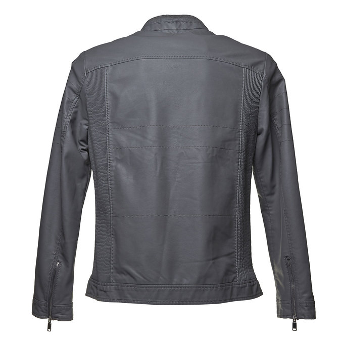 Pánská bunda bata, šedá, 971-2165 - 26