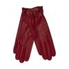 Kožené rukavice junek, červená, 924-5010 - 13