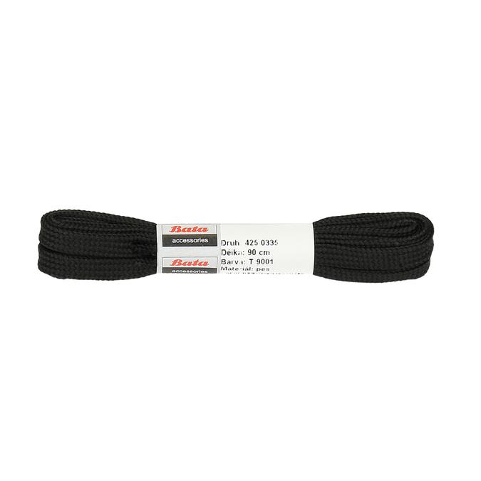 Tkaničky bata, černá, 901-0568 - 13