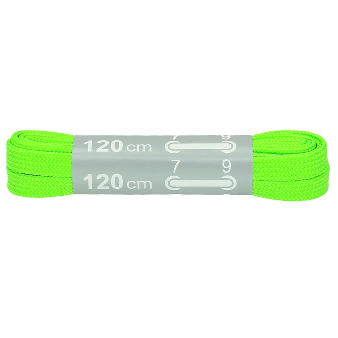 Barevné tkaničky bata, zelená, 999-7266 - 13