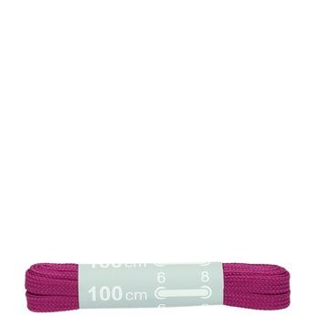 Barevné tkaničky bata, fialová, 999-0366 - 13