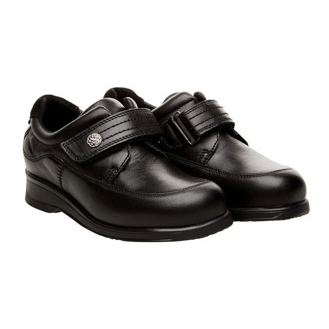 Dámská zdravotní obuv medi, černá, 534-6107 - 26