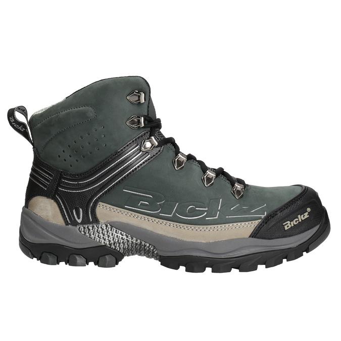 Pánská pracovní obuv Bickz 202 bata-industrials, šedá, 846-6613 - 26