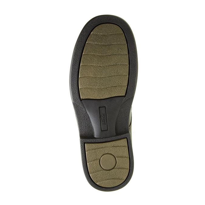 Pánská zdravotní obuv medi, černá, 824-6175 - 26