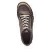 Designová kožená obuv weinbrenner, hnědá, 544-4150 - 19