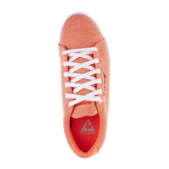 Dámské tenisky le-coq-sportif, oranžová, 509-5770 - 19