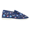 Dětské pantofle bata, modrá, 379-9012 - 19