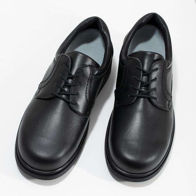 Pánská zdravotní obuv medi, černá, 854-6233 - 16