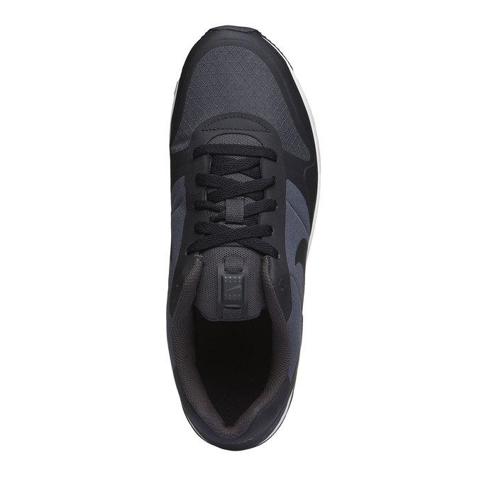 Pánské tenisky ve sportovním stylu nike, černá, 809-6328 - 19