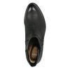 Dámská kotníčková obuv bata, černá, 696-6605 - 19
