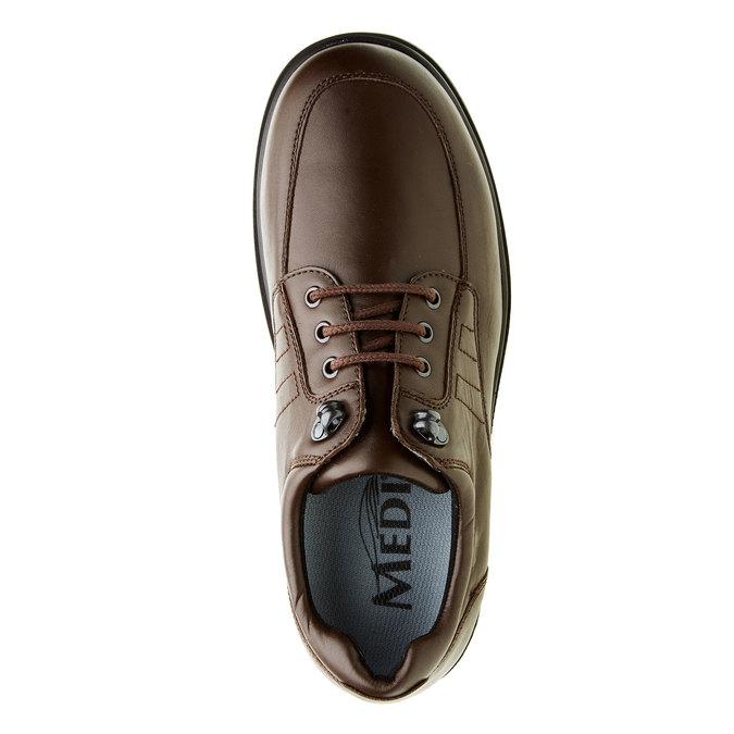 Pánská zdravotní obuv medi, hnědá, 824-4170 - 19