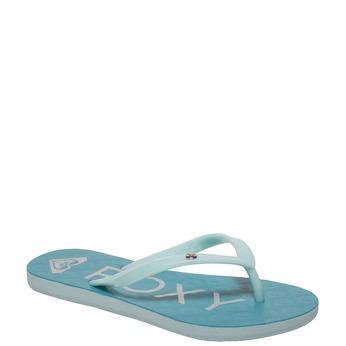 Dětské žabky roxy, modrá, 372-7005 - 13