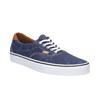 Pánské ležérní tenisky vans, modrá, 849-9022 - 13