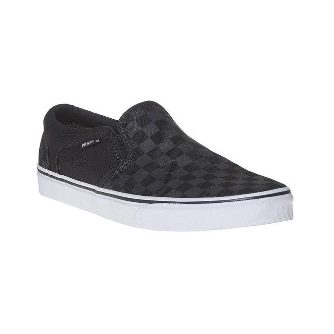 Pánské Slip on boty vans, černá, 889-6309 - 13