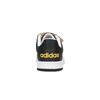 Dětské tenisky na suché zipy adidas, černá, 301-6167 - 17