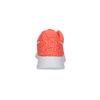 Dámské tenisky ve sportovním stylu nike, oranžová, 509-5457 - 17