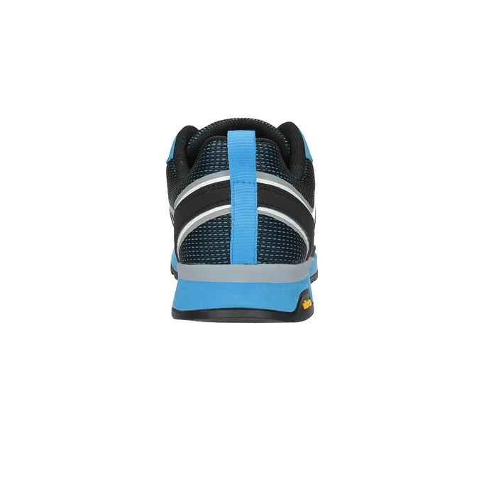 Pracovní obuv BRIGHT 020 S1P SRC bata-industrials, modrá, 849-9629 - 17