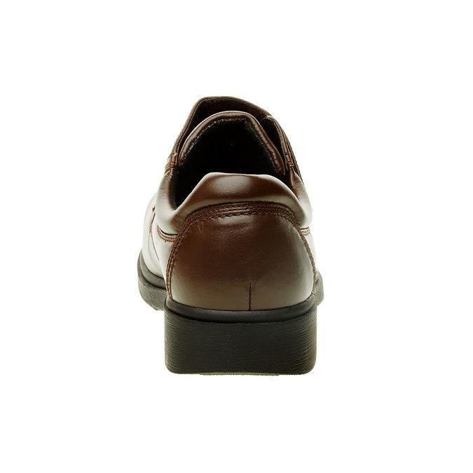 Pánská zdravotní obuv Paul (164.6) medi, hnědá, 854-4232 - 17