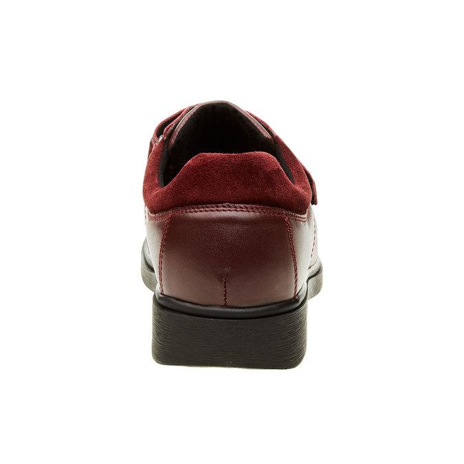 Pánská zdravotní obuv medi, červená, 834-5105 - 17