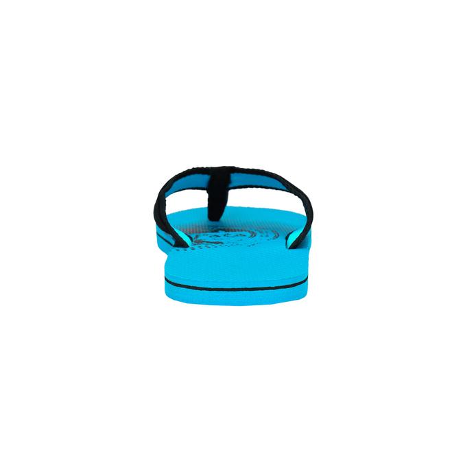 Pánské žabky pata-pata, modrá, 881-9601 - 17