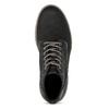 Pánská zimní kožená obuv weinbrenner, černá, 896-6107 - 17