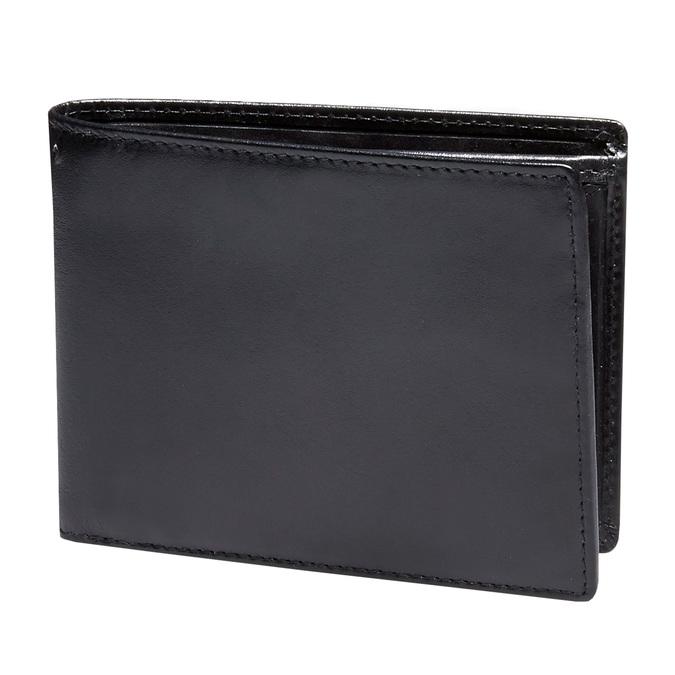 Kožená pánská peněženka bata, černá, 944-6122 - 13