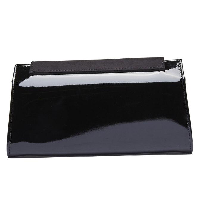 Dámské psaníčko bata, černá, 961-6745 - 26
