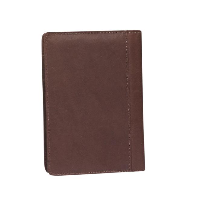 Kožené pouzdro na karty bata, hnědá, 944-4159 - 26