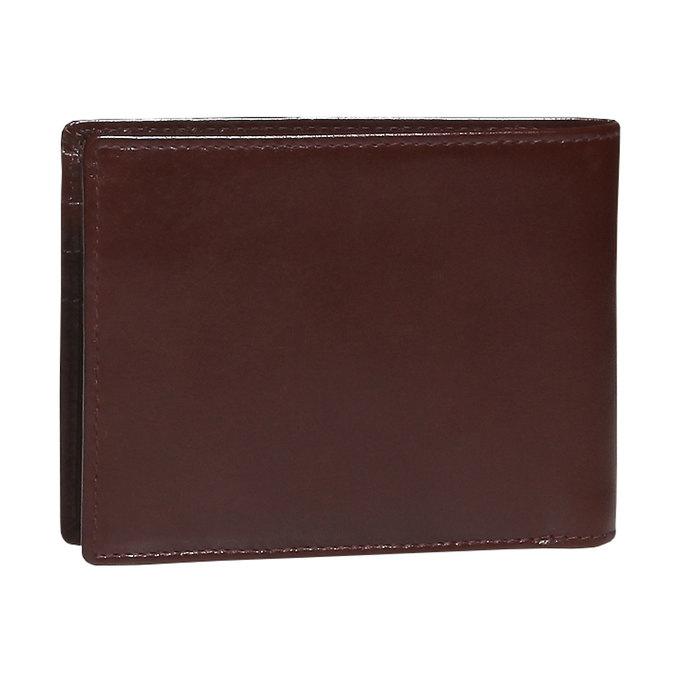 Pánská kožená peněženka bata, 2019-944-4122 - 26