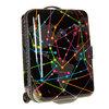 Skořepinový kufr s barevným potiskem american-tourister, černá, 960-6105 - 13