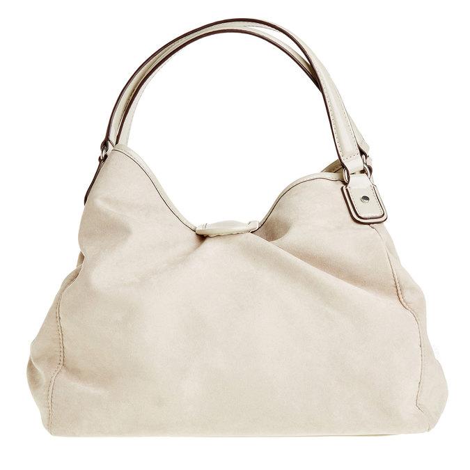 Dámská kabelka bata, béžová, 969-3280 - 26