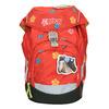 Dívčí školní batoh ergobag, červená, 969-5096 - 19