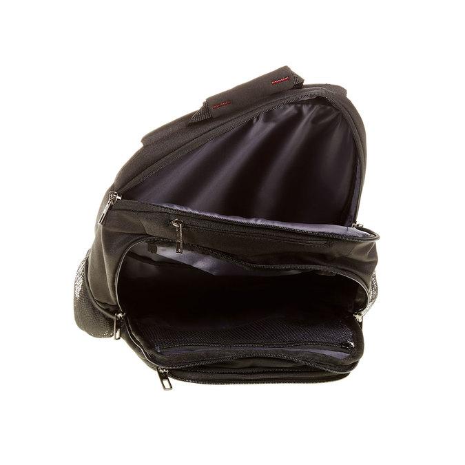 Kvalitní batoh na notebook samsonite, hnědá, 969-2397 - 15
