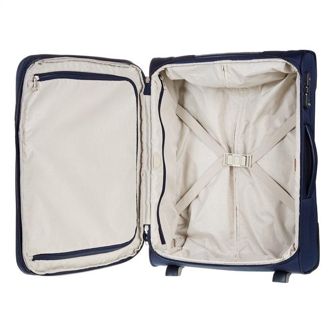 Cestovní kufr samsonite, modrá, 969-9341 - 15