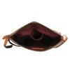Kožená Crossbody kabelka weinbrenner, hnědá, 964-4193 - 15