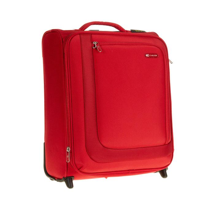 Kufr na kolečkách carlton, červená, 969-5145 - 13
