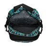 Dětský školní batoh bagmaster, modrá, zelená, 969-9602 - 17
