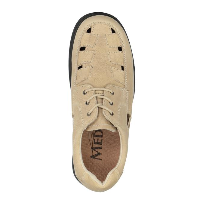 Pánská zdravotní obuv medi, béžová, 854-8205 - 19